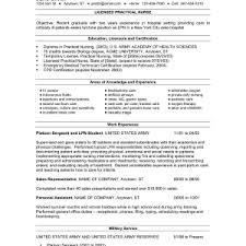 Sample Resume For Rn by New Registered Nurse Resume Sample Sample Of New Grad Nursing