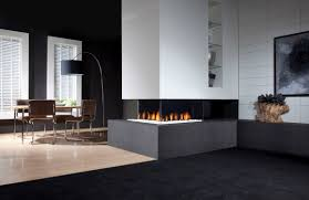 floor gas fireplace closed hearth builtin respect along with gas