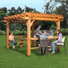 Small Backyard Gazebo Ideas Small Backyard Pergola Ideas Grape Arbor Plans Inspire Your Garden