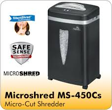 fellowes 450ms personal shredder micro cut din4 p 5 ref 3245101