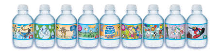 Kids Designs by Nestle Pure Life Kid Designed Labels