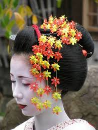 Geisha Hairstyles If You Are Looking To Have A Hairstyle Like This The Given Geisha