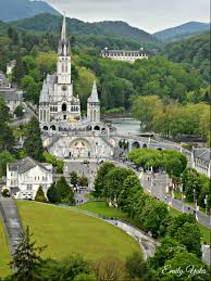 catholic pilgrimage tours beautiful lourdes europe european travel catholic pilgrimage tours