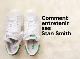 Que Faire Des Vieilles Chaussures Comment Entretenir Ses Stan Smith Youtube