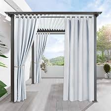 Outdoor Privacy Curtains Pergola Outdoor Privacy Curtain Panel Ryb Home Blackout Curtains