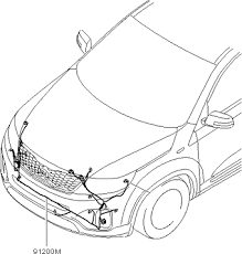 miscellaneous wiring for 2013 kia sorento kia parts now