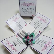 unique wedding invitations unique wedding invitation amulette jewelry