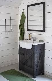 Bathroom Vanity Reclaimed Wood Bathrooms Design Small Bathroom Vanities With Tops Wall Hung