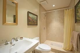 l shaped shower curtain rod bathroom traditional with bathroom