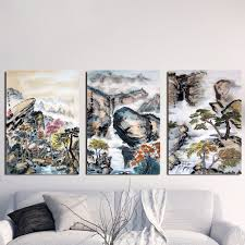 Cheap Oriental Home Decor by Popular Chinese Home Decor Canvas Art Buy Cheap Chinese Home Decor