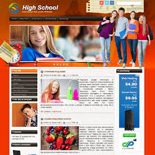 joomla education templates joomla template for college websites