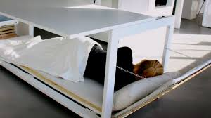 Office Desk Bed Forget The Standing Desk Your Office Needs A Nap Desk Right Now