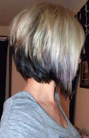stacked shortbhair for over 50 short haircuts for overweight women over 50 best hairstyles short