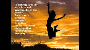 celebrate your positive inspirational quotes
