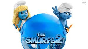 smurfette clumsy smurfs 2 animation u0026 cartoons