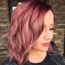 rose gold hair color 36 rose gold hair color ideas to die for koees blog