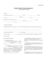 Commercial Lease Termination Agreement Land Rental And Lease Form 7 Free Templates In Pdf Word Excel