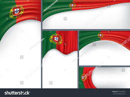 What Are The Colors Of The Portuguese Flag Vector Portugal Flag Portuguese Colors Vector Stock Vector