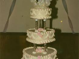 heart shaped pink wedding cake cakecentral com