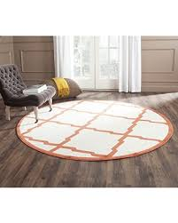 Orange And Brown Area Rug Here U0027s A Great Price On Safavieh Amherst Collection Amt421f Beige