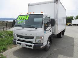 mitsubishi fuso trucks in california for sale used trucks on