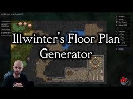 Floor Plan Generator Let U0027s Try Illwinter U0027s Floorplan Generator An Rpg Mapping