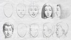 drawing u0026 shading beautiful male and female face easy steps udemy