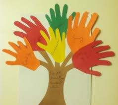 thanksgiving centerpiece crafts for preschoolers craft get ideas