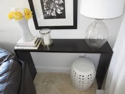 Diy Marble Coffee Table by Diy Marble Top Console Table Diy Upholstered Console Table