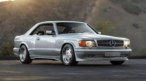 1989 mercedes benz 6 0 amg sec coupe