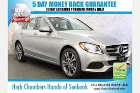 mercedes herb chambers used mercedes c class for sale in pawtucket ri edmunds