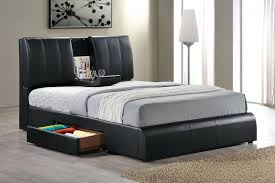 Bookcase Headboard Queen Bed Full Queen Bed Frame U2013 Tappy Co