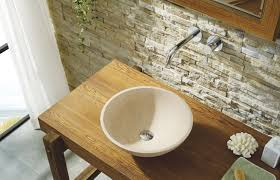 nyx natural stone vessel sink virtu usa