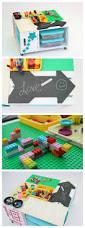 super easy diy kids activity art table plaid online