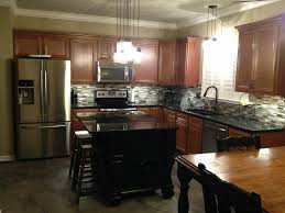 Kountry Kitchen Cabinets Kountry Wood Products For A Contemporary Kitchen With A Pull Down