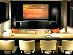 home theatre decor comfortable theatre wall decor ideas wall art design