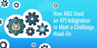 Challenge Used How Arg Used An Api Integration To Meet A Challenge On