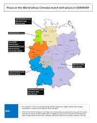 Dusseldorf Germany Map by Parts Of The World Whose Climates Match With Germany Maps