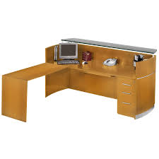 Industrial Style Reception Desk Home Design Ada Reception Desk Dimensions Style Expansive