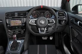 Vw Golf Mk5 Interior Styling 2016 Volkswagen Golf Gti Clubsport Edition 40 Dsg 5dr Review