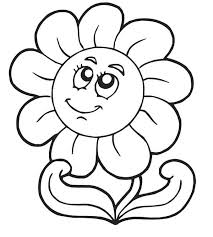 Easter Flower Coloring Pages - 61 best print outs images on pinterest coloring books coloring