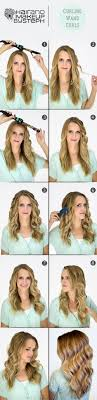 pretty hair styles with wand pictures on how to do wand curls cute hairstyles for girls