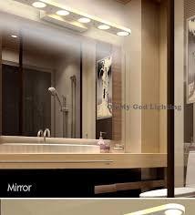 Bathroom Led Mirror Light 18w Modern Led Mirror Lights For Bathroom Washroom Dress Room