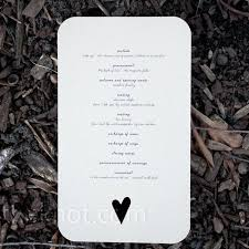 wedding programs diy diy wedding programs