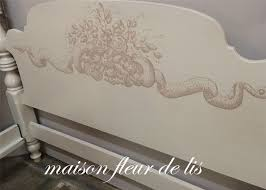 Fleur De Lis Headboard 9 Best Night Nights Images On Pinterest Night Bed In And Fleur