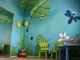 Safari Wall Murals Decoration Jungle Themed Room Accessories Wonderful Jungle Kids