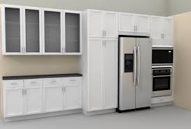 modern kitchen design with luxury kitchen pantry cabinet ikea