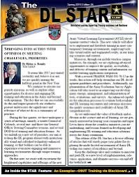 Army Alms Help Desk by The Dl Star Current The Army Distributed Learning Program Tadlp