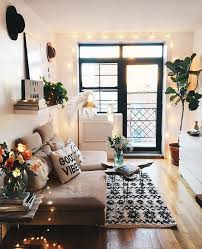 Small Apartment Living Room Ideas Creative Delightful Apartment Decorating Pinterest Small On Small