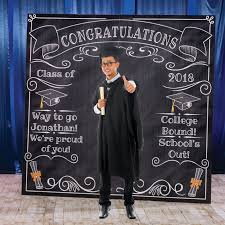 graduation backdrops graduation chalkboard photo booth prop stumps